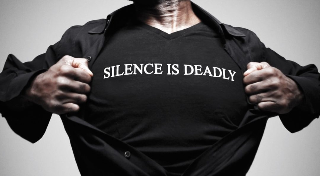 Silence is deadly