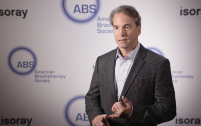 "How is brachytherapy ""new again,"" 30 years on into Dr. John Sylvester's career?"